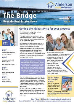 Monthly Newsletters for Top Real Estate Agents in Brisbane