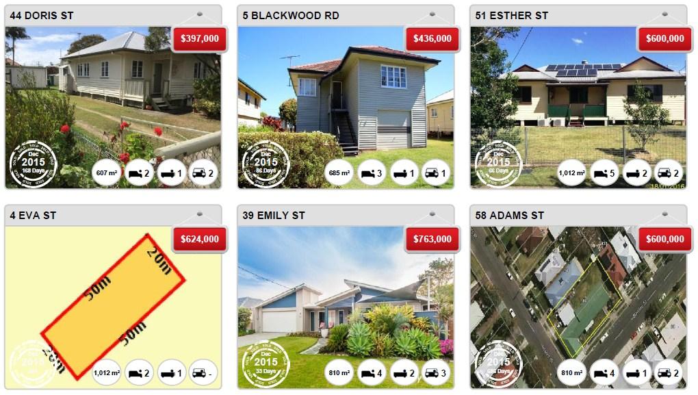 DEAGON - Recently Sold Properties