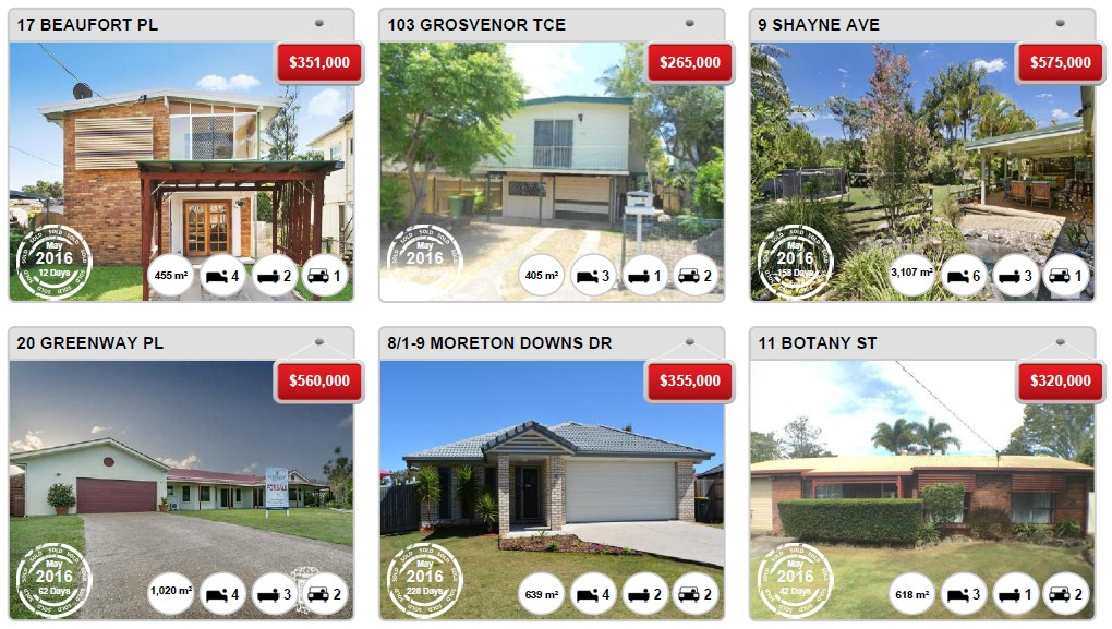 DECEPTION BAY - Recently Sold Properties