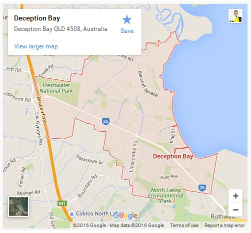 Deception Bay QLD 4508, Australia