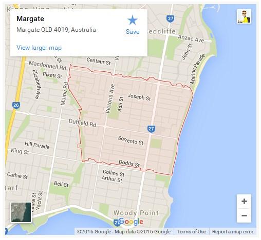Margate QLD 4019, Australia